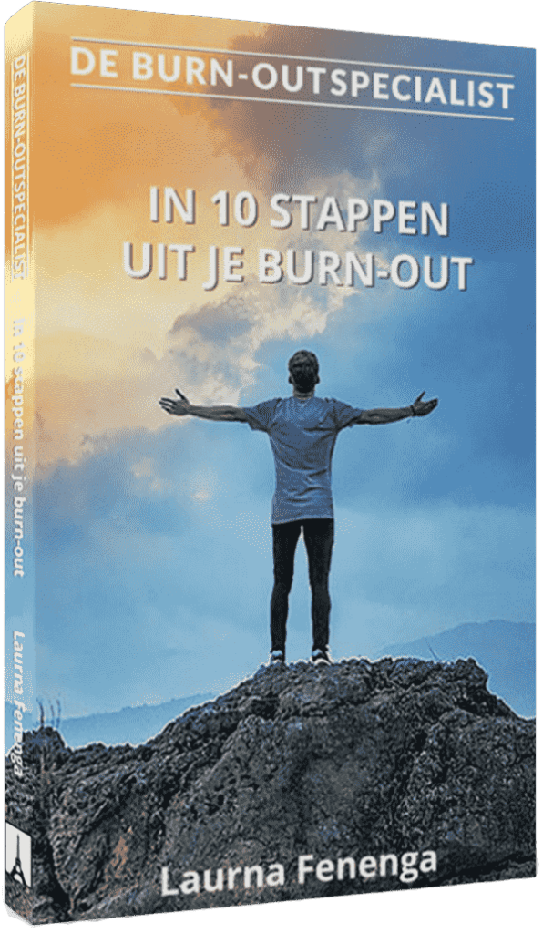 SoulMatters cover in 10 stappen uit je burn out